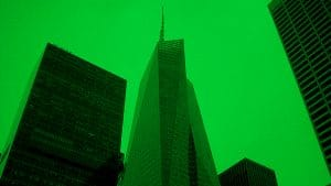 Bank Of America tower is not all that green