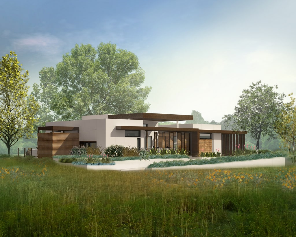 Casa Del Sol is Team Orange County entry in Solar Decathlon