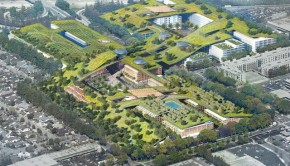 Word's largest green roof
