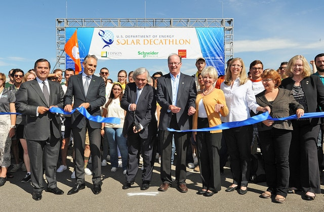 Solar Decathlon 2015 Kicks Off