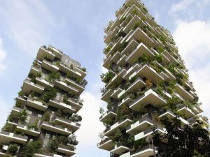 Vertical Forest wins second place in Emporis Awards
