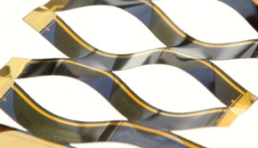 Kirigami inspires new solar cell technology
