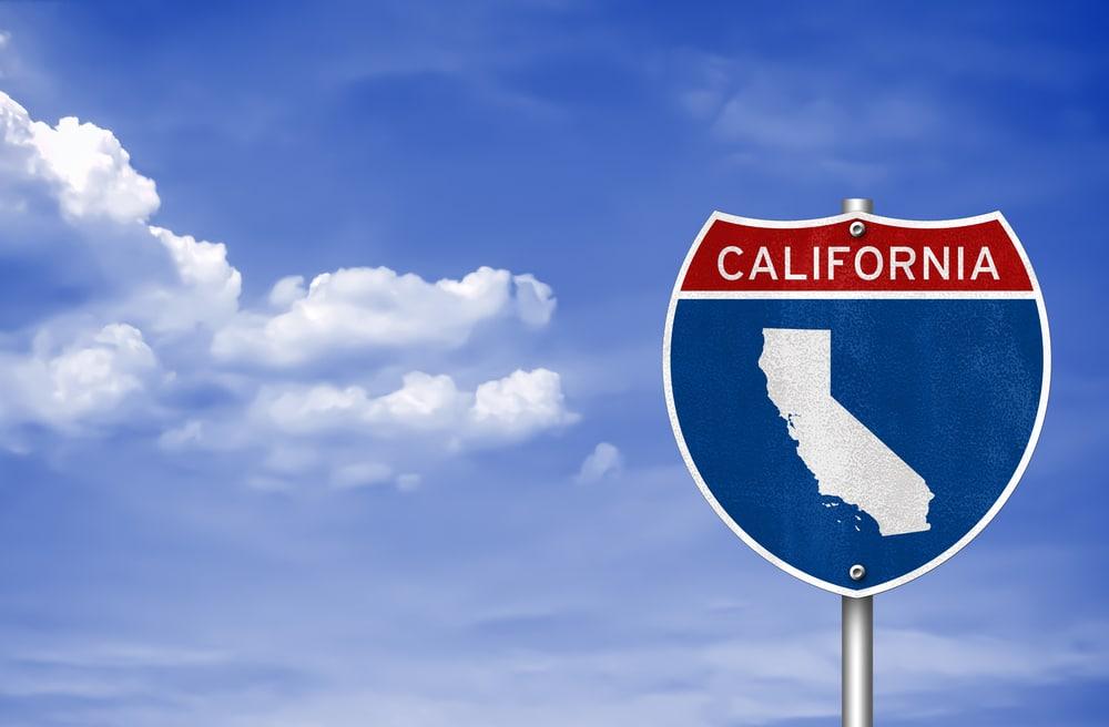 California road sign shutterstock_254354587