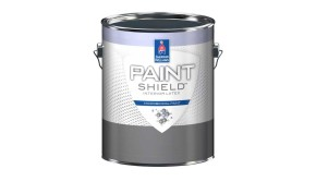 Paint Shield kills bacteria