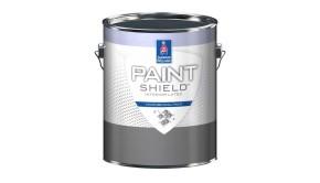 Paint Shield kills bacteria