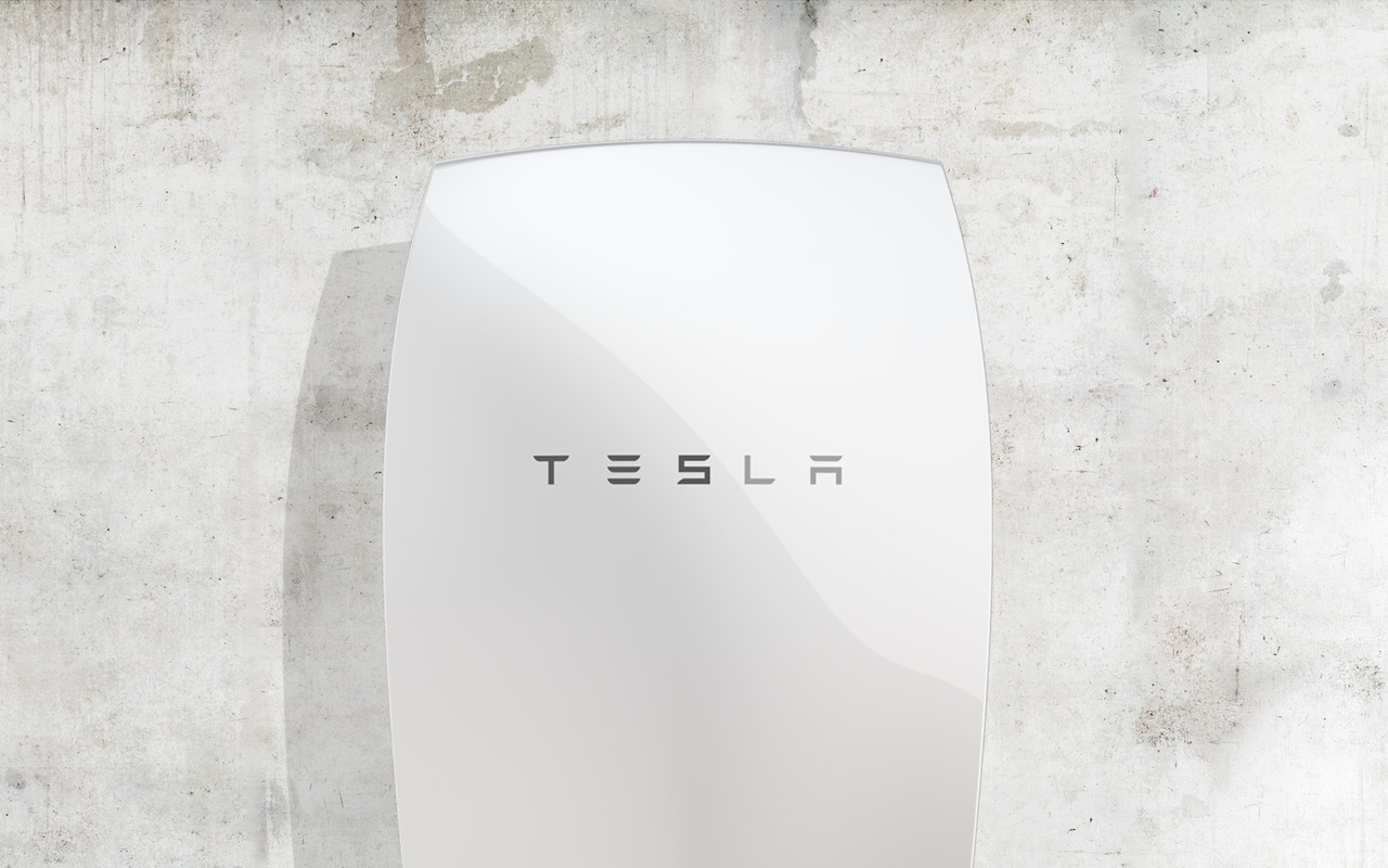Tesla Powerwall and Powerpack