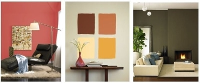 Tips to pick a paint color