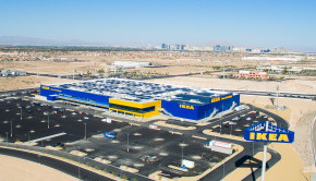 IKEA boast largest retail solar array in Nevada