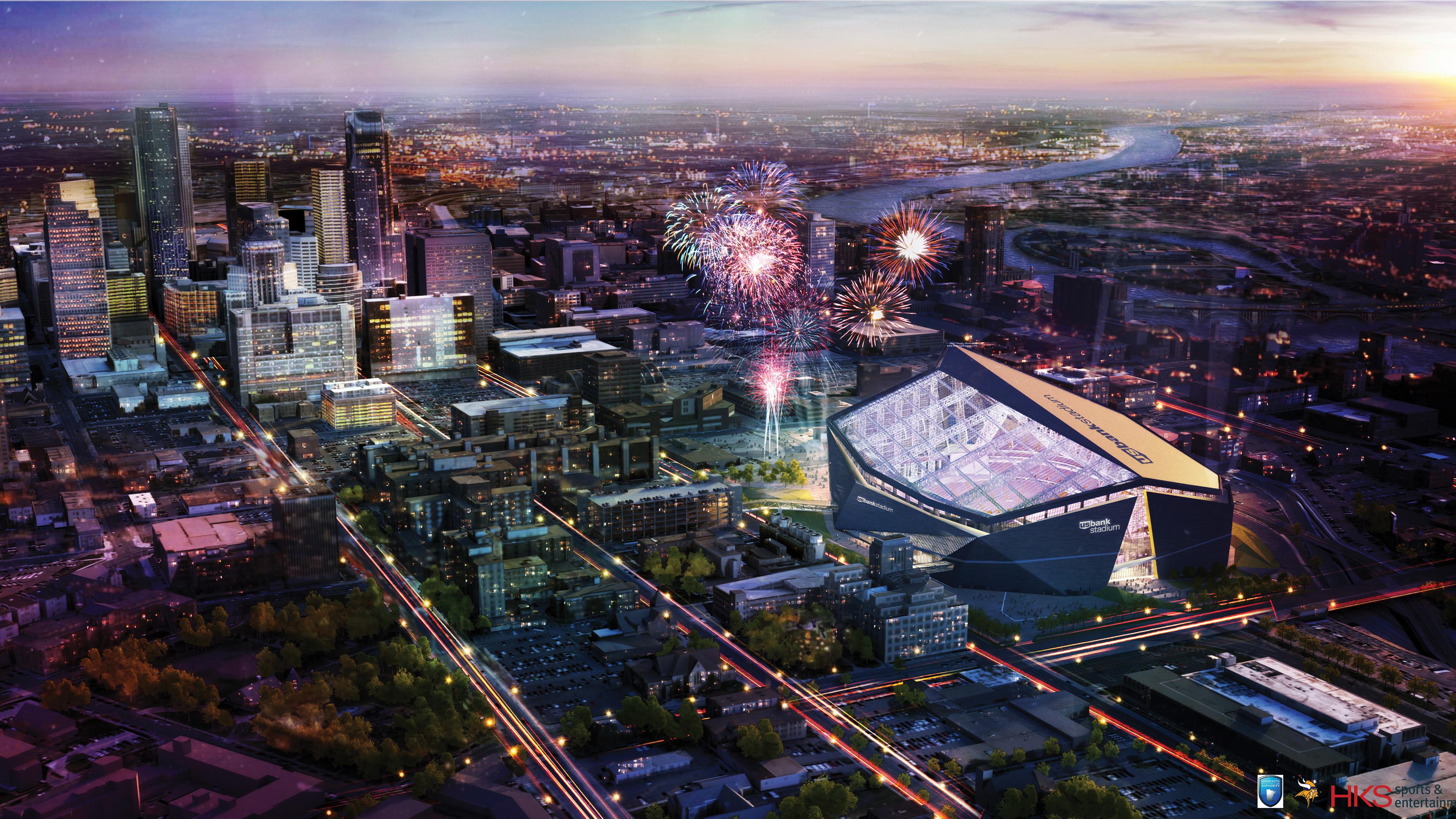Sustainability Drove Design Behind Us Bank Stadium Green