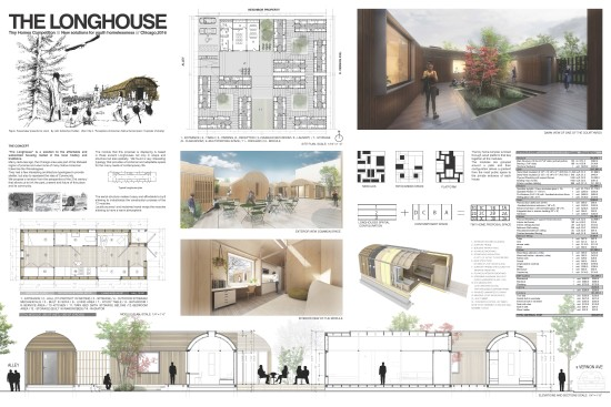 Tiny house design competition honorable mention