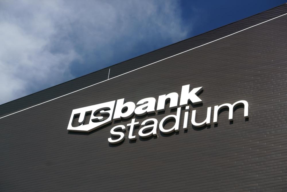 us bank stadium logo shutterstock_306699017