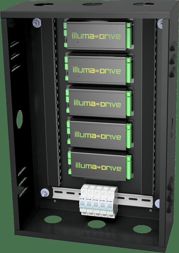 Illuma Drive iD1 lighting system offers full control over LED light fixtures