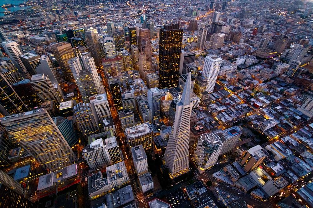 San Francisco recently passed a mandatory solar power ordinance