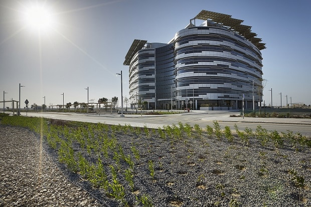 IRENA Headquarters in Masdar City