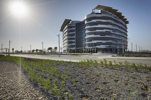 IRENA Headquarters in Masdar City
