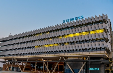Siemens Headquarters in Masdar City
