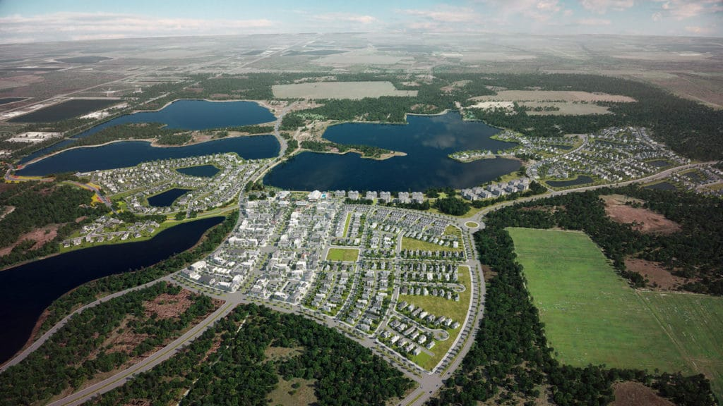 Babcock Ranch will be greenest community in America