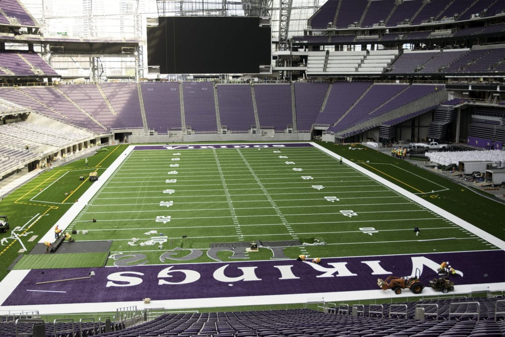 US Bank Stadium field Field-1024x683