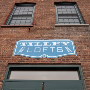 Tilley Lofts, LEED Homes award winner