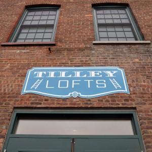 Tilley Lofts, LEED Homes award winner