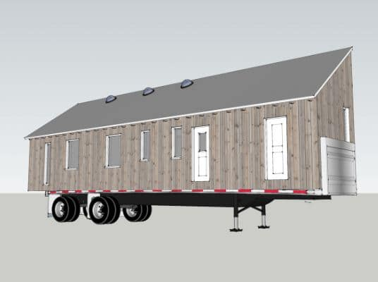 Waghorn portable sustainable homes