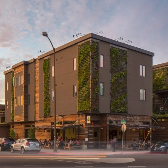 The Woodlawn, LEED Homes Sustainable Project of the Year for 2015