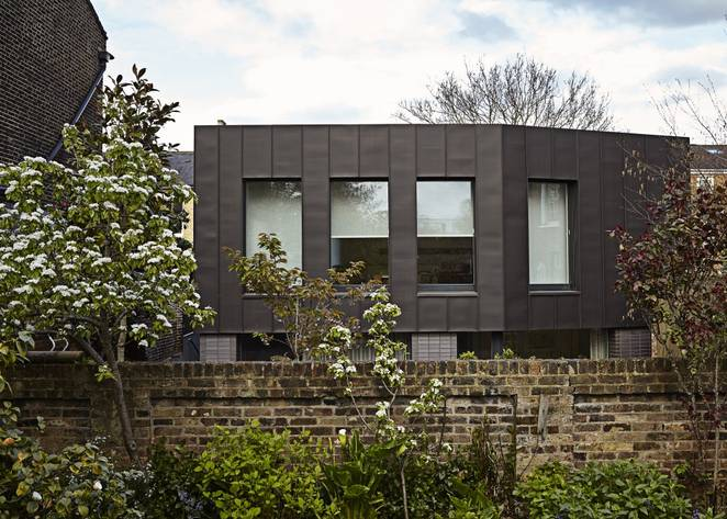 Techtonics Passivhaus Trust award winning house