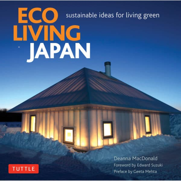 Sustainable Home Design With Eco Living Japan, A Book