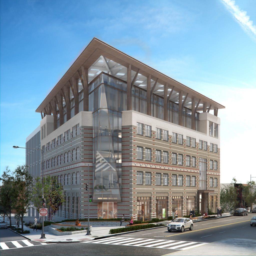 AGU Headquarters Net Zero Renovation To Begin March 2017