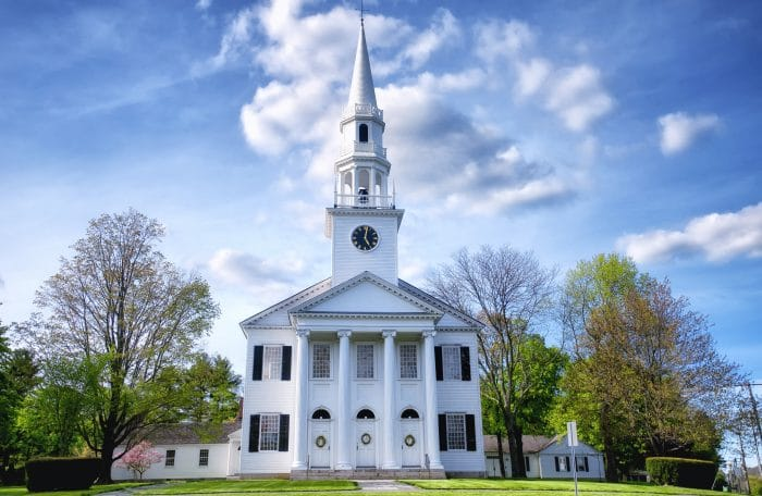 Church Building Loans