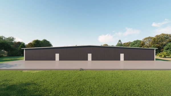 Base building packages 200x400 metal building rendering 2