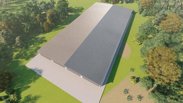 Base building packages 200x400 metal building rendering 6
