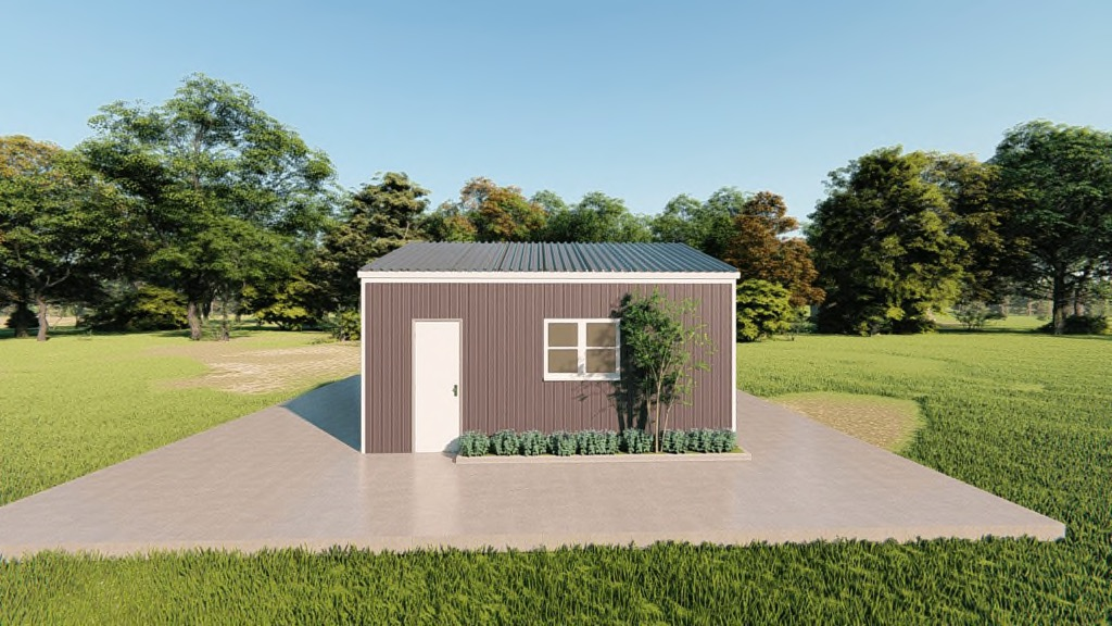 20x20 Metal Building Package Compare Prices Amp Options