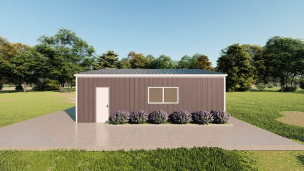 Base building packages 30x30 metal building rendering 5