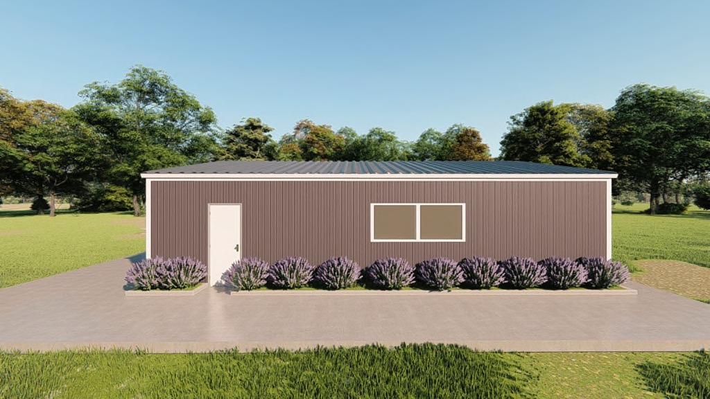 30x40 Metal Building Package Get A Price For Your Steel Building