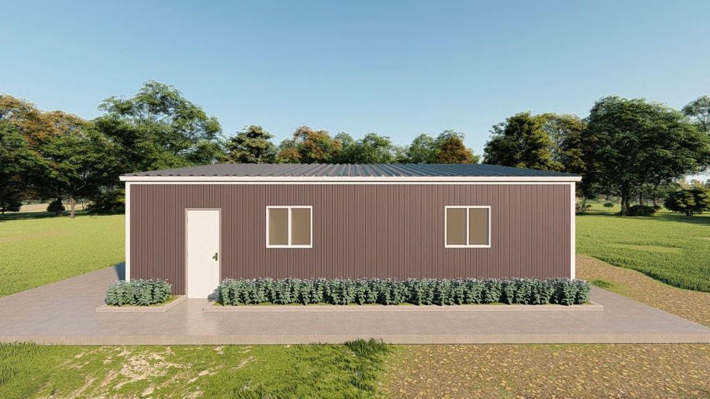 40x40 Metal Building Package Get A Price For Your Steel Building