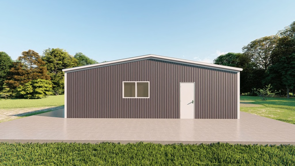 40x80 Metal Building Package Get A Price For Your Steel