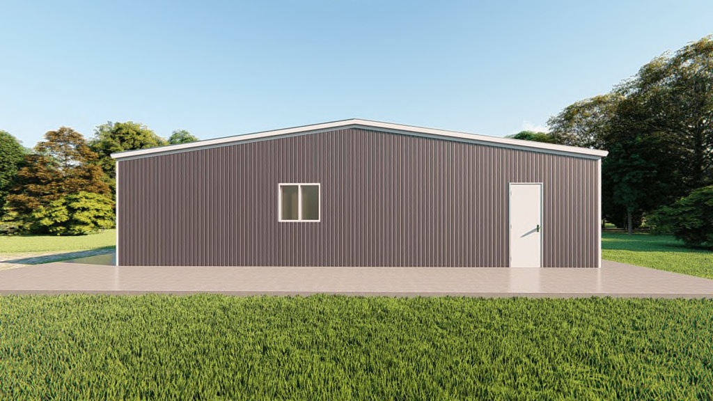 60x60 Metal Building Package Get A Price For Your Steel Building