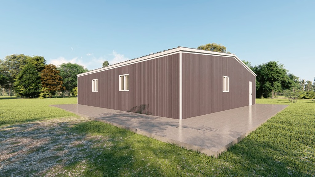 60x60 Metal Building Package Compare Prices Amp Options