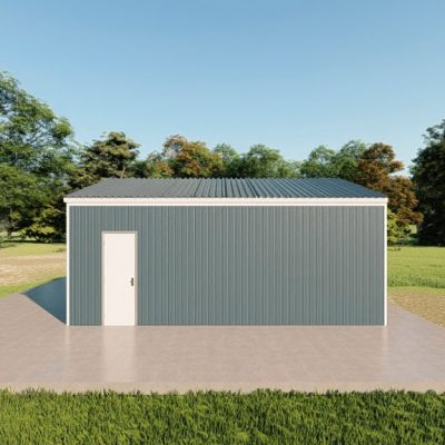 C channel building packages 20x24 c channel metal building rendering 5