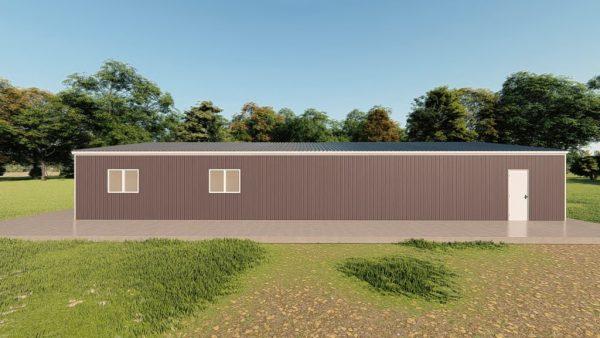 Garages 30x60 garage metal building rendering 5
