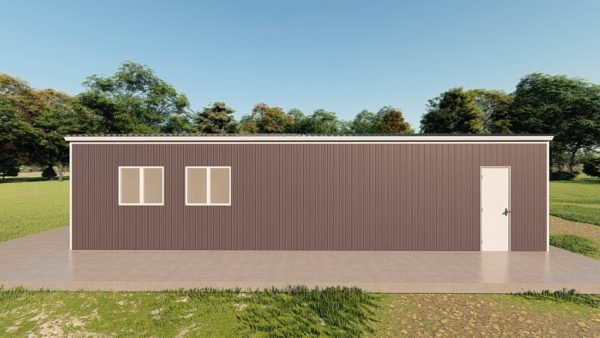 Garages 40x40 garage metal building rendering 5