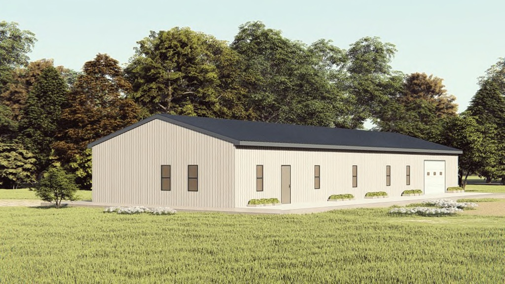 30x80 Metal Home Building Compare Steel House Prices