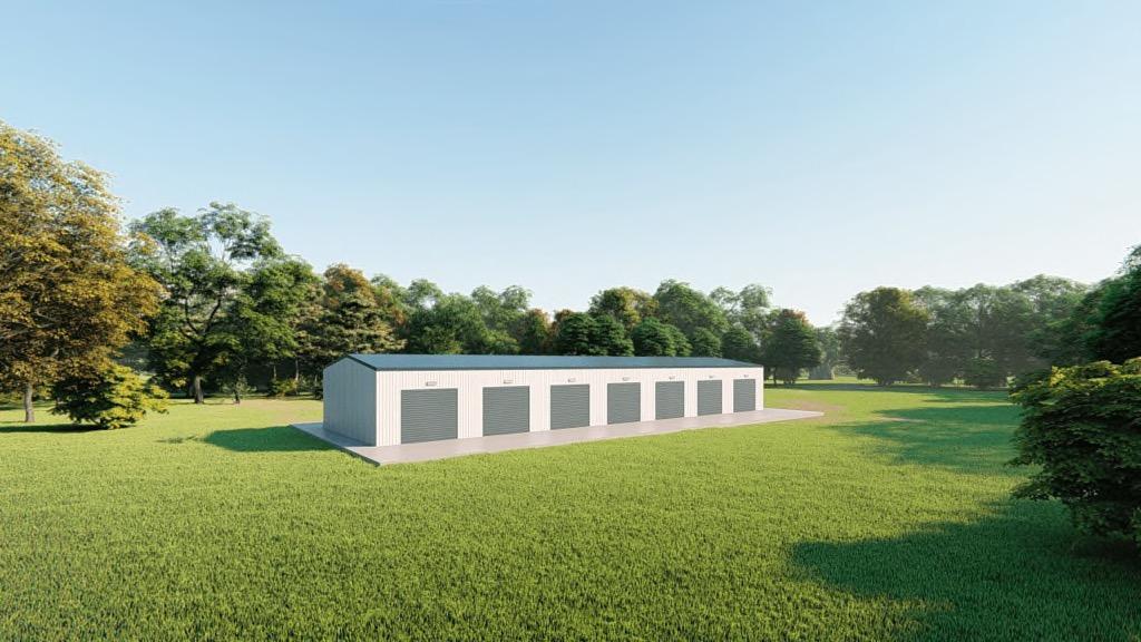 Metal Mini Storage Unit Building Kits: Get a Price for