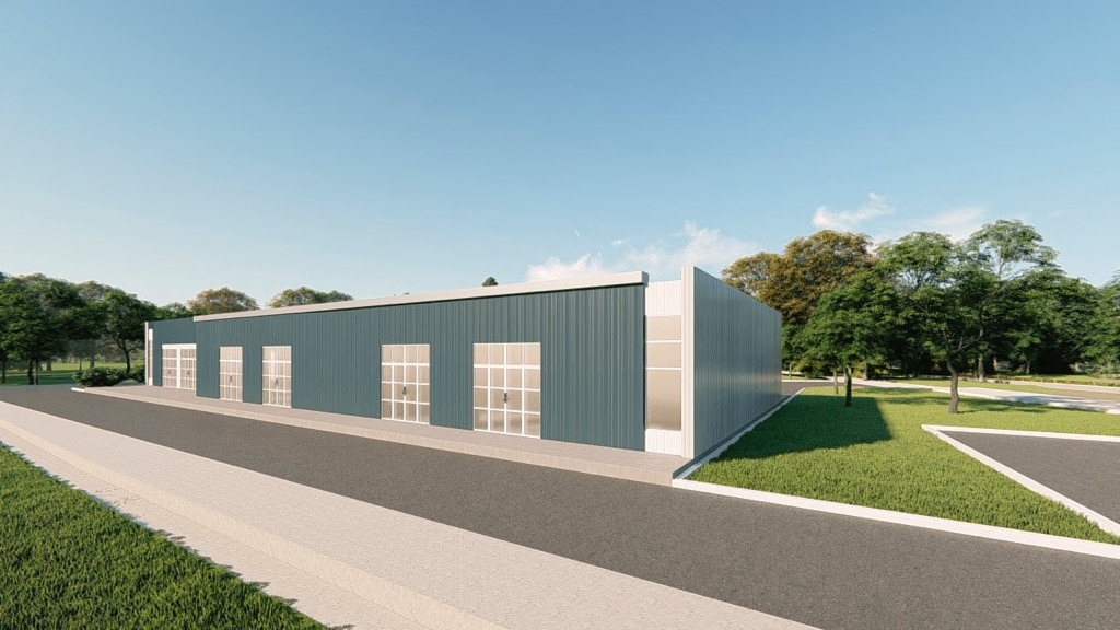 Metal Office Buildings: Get a Price for Your Steel Prefab