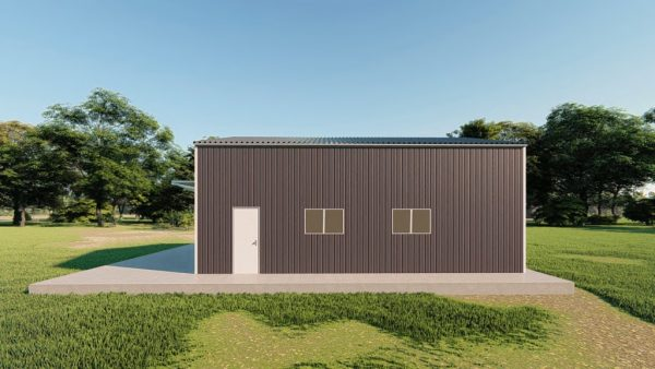 rv garages 26x36 metal building rendering 5