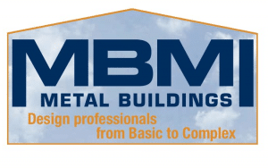 MBMI Steel Buildings Logo