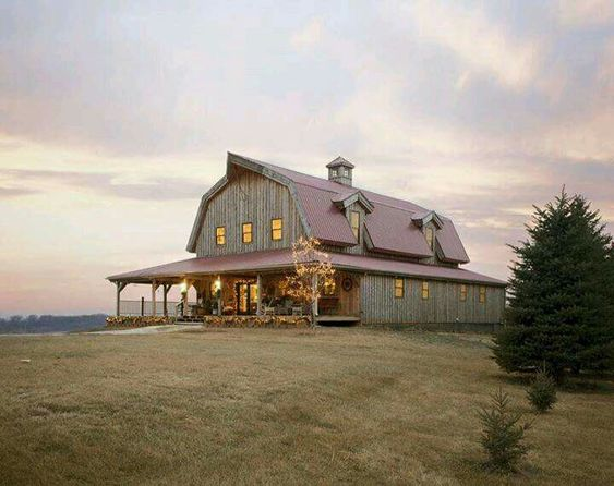 Cozy Barn Home