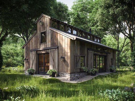 Cabin Barndominium
