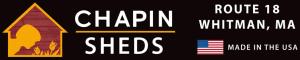 Chapin Sheds